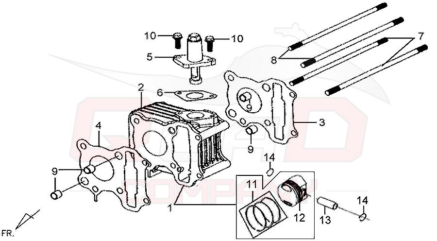 Pleasant Sym Mio 50 Hu05Waz1 6 Zylinder Ersatzteile Wiring Digital Resources Cettecompassionincorg