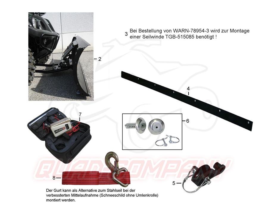 tgb blade 325 facelift ab bj 2013 schneeschild ersatzteile. Black Bedroom Furniture Sets. Home Design Ideas