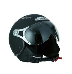 Jet-Helm Speeds Air Fashion schwarz matt o. D.
